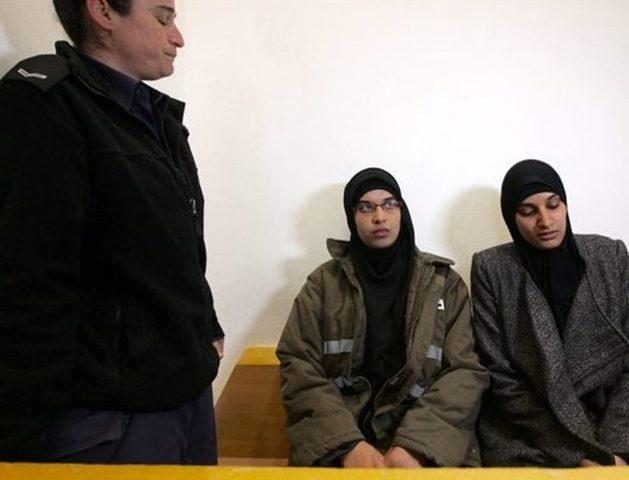 """محكمة الاحتلال تصدر قرارًا بسجن شابتين بتهمة الانتماء """"لداعش"""""""