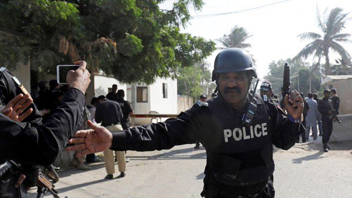 مقتل 14 شخصا بعد اختطاف مسلحين لحافلة جنوب غربي باكستان