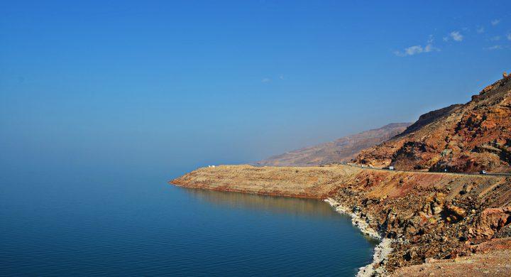 تقديرات أردنية باقتراب نهاية عُمر البحر الميت