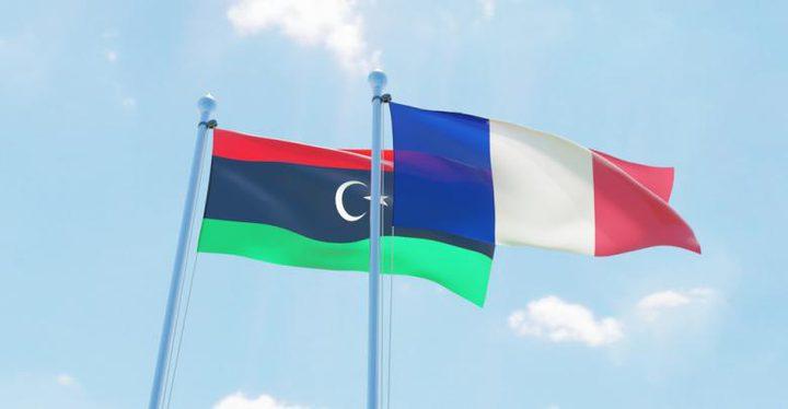 فرنسا تنوي دعم الحكومة الليبية المعترف بها دوليا