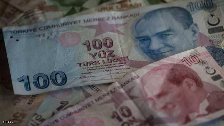 الليرة التركية في انحدار ومخاوف بشأن احتياطيات المركزي