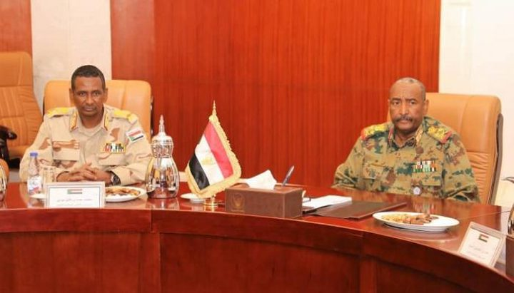 المجلس العسكري بالسودان يصدر قرارات بإعفاءات وتكليفات جديدة