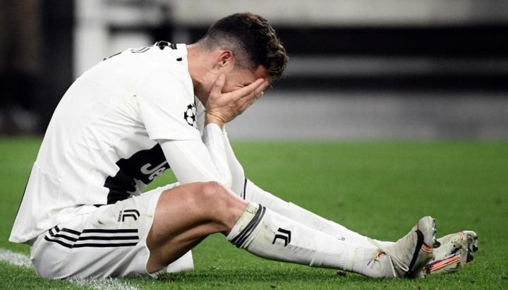 ماذا قال رونالدو لوالدته بعد توديع دوري أبطال أوروبا؟