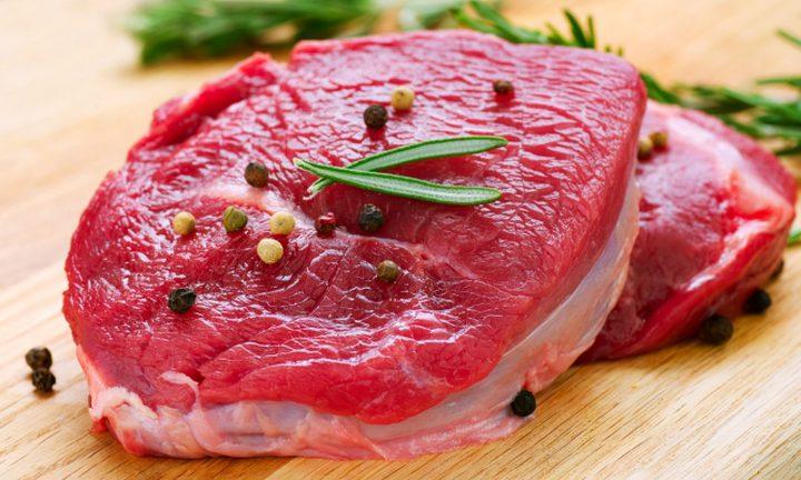 دراسة: اللحوم الحمراء صالحة لمدة سبعة أسابيع فقط