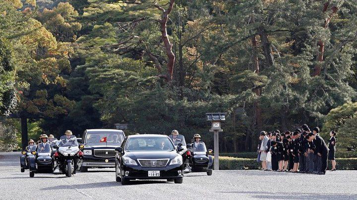ترامب أول ضيف أجنبي على اليابان بعد تنصيب الإمبراطور الجديد