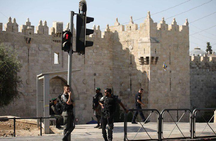الاحتلال يمنع إنطلاق بطولة رياضية في مدينة القدس