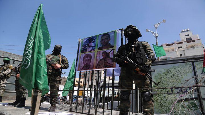 حماس تُوجّه رسالة للاحتلال بشأن جنوده الأسرى في غزة