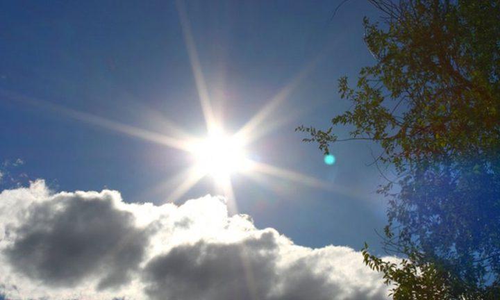 الطقس: انخفاض الحرارة بحدود 6 درجات عن معدلها السنوي العام