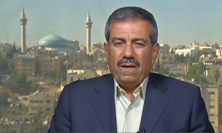 نائب أردني سابق: مقدمات الموقف الأوروبي تعطي إشارات ايجابية