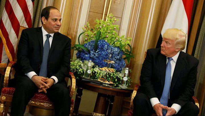 """واشنطن تكشف حقيقة ضم أجزاء من سيناء لغزة ضمن """"صفقة القرن"""""""
