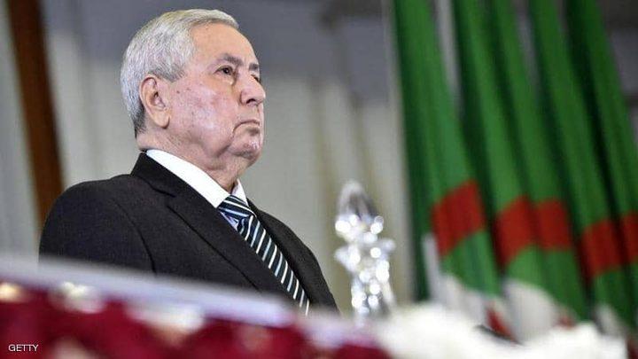 الرئيس الجزائري المؤقت يعين محافظا للبنك المركزي