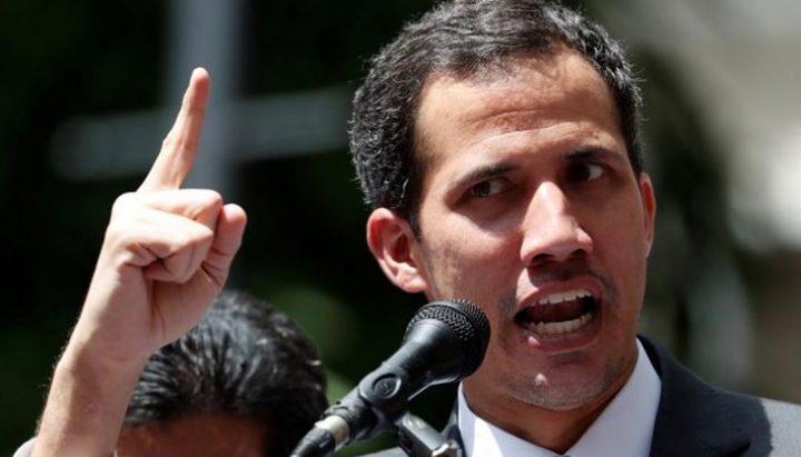 """زعيم المعارضة يدعو لتنظيم """"أكبر مسيرة في التاريخ"""" لخلع مادورو"""