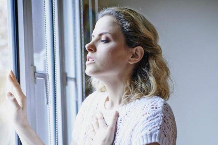 أعراض الجلطة القلبية عند النساء