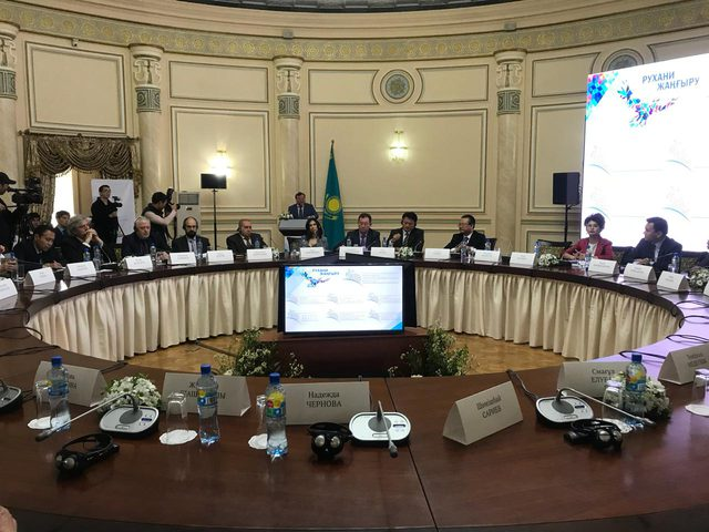 العاصمة الكازاخية تستضيف برنامج ثقافي كازخي بلغات الأمم المتحدة