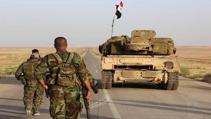 """مقتل 27 من الجيش السوري وموالين له في هجمات لـ""""داعش"""""""