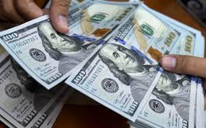 تحسن على سعر صرف الدولار مقابل الشيكل