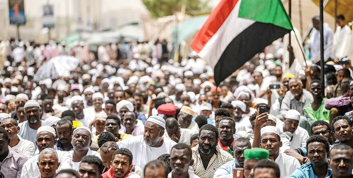 الإعلان عن مجلس سيادي مدني في السودان غدا