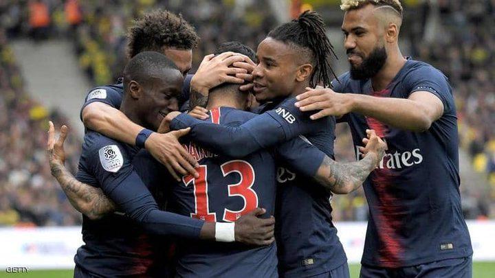 """""""من دون لعب"""".. سان جرمان يحتفظ بلقب دوري فرنسا"""
