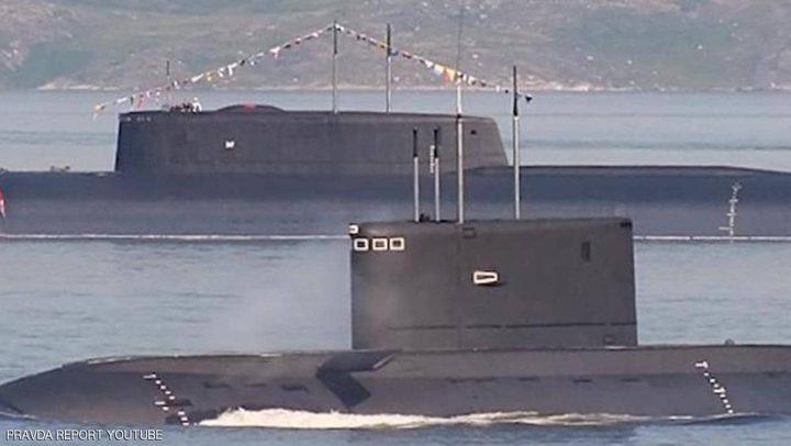 روسيا تدشن غواصة نووية بقدرة تدمير تفوق قنبلة هيروشيما بـ130 مرة!