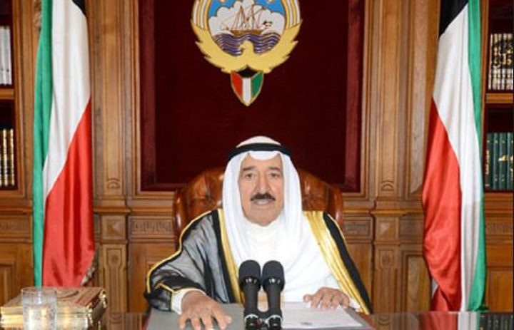 أمير الكويت :موقفنا ثابت تجاه دعم  الشعب الفلسطيني وقضيته