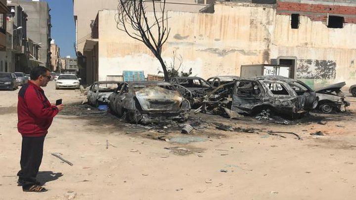 منظمة الصحة العالمية: ارتفاع حصيلة معارك طرابلس إلى 254 قتيلاً