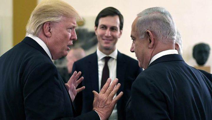 """محلل سياسي: ترامب يتعامل مع القضية الفلسطينية كأنها """"قطعة شطرنج"""""""