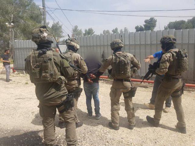 اتهام فلسطيني برش السمّ على مزروعات لاسرائيليين