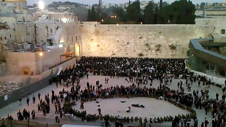 """الغارديان: """"إسرائيل"""" تعد العدة للاستيلاء الكلي على القدس"""
