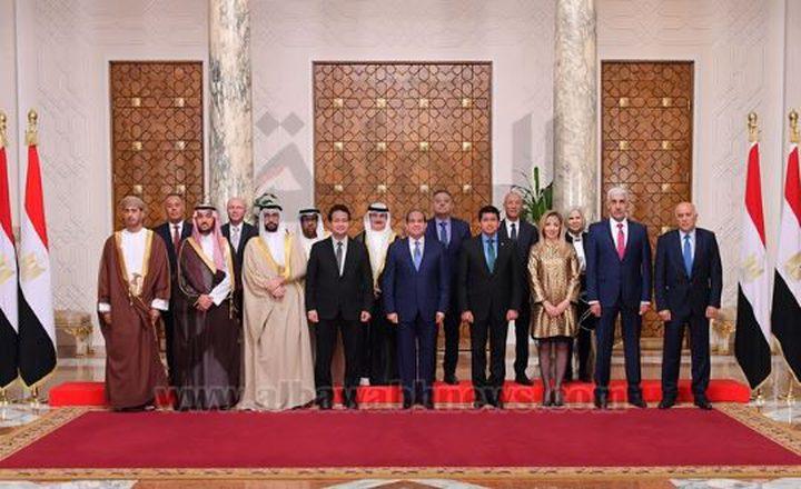 بدء أعمال الدورة (42) لمجلس وزراء الشباب والرياضة العرب
