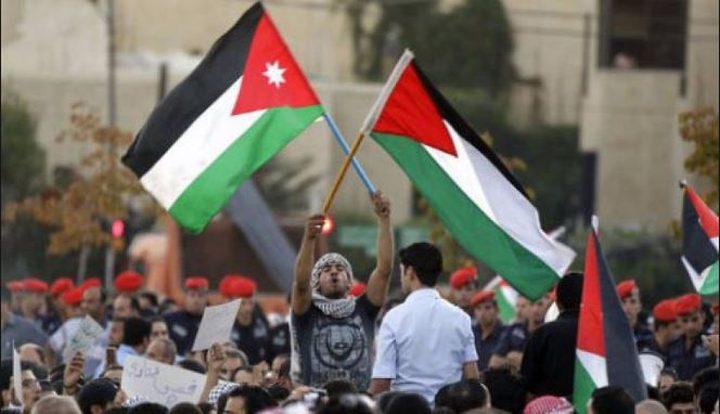 الأردن ترفض أي تسوية للقضية الفلسطينية لا تنسجم مع ثوابتها