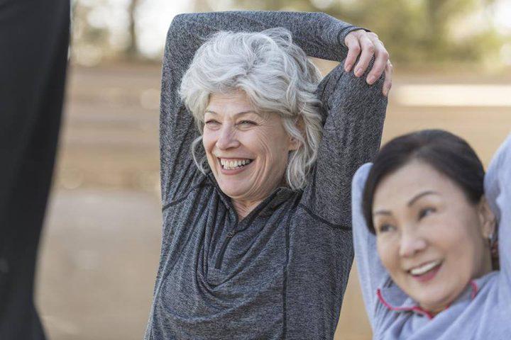 دراسة: نشاط الجسم يطيل العمر...!!
