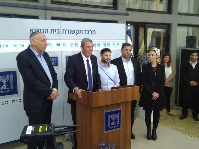 """خلاف بين قادة """"اتحاد أحزاب اليمين"""" في إسرائيل يهدده بالانقسام"""