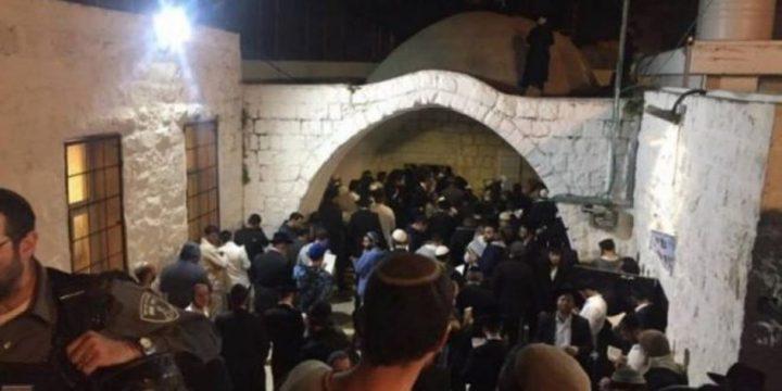 27 اصابة في مواجهات مع الاحتلال