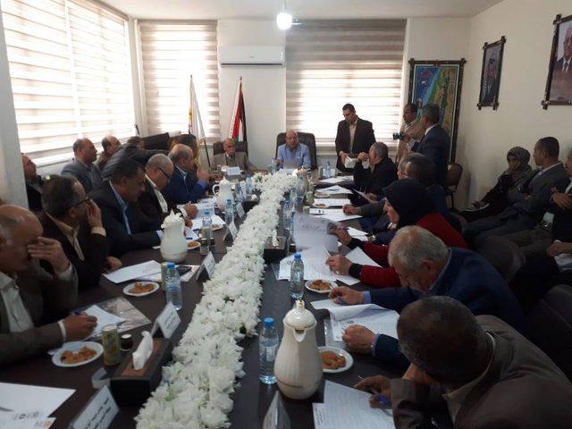 أبو هولي : رسائل موحدة ستنقلها فعاليات النكبة (71) رفض صفقة القرن