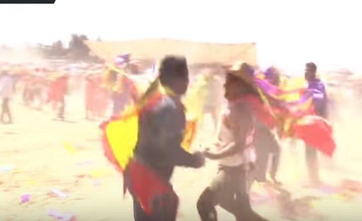 مكسيكيون يجلدون بعضهم البعض لتطهير أنفسهم من الخطيئة!