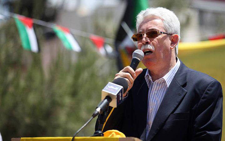 محيسن: تشكيل حماس لجنة لمواجهة صفقة القرن خطوة تتساوق مع الصفقة