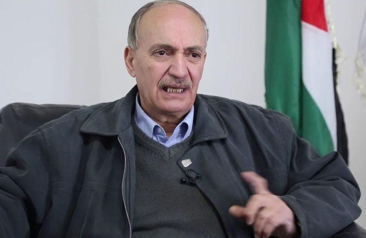 أبو يوسف:أية إجراءات خارج إطار منظمة التحرير ستبوء بالفشل