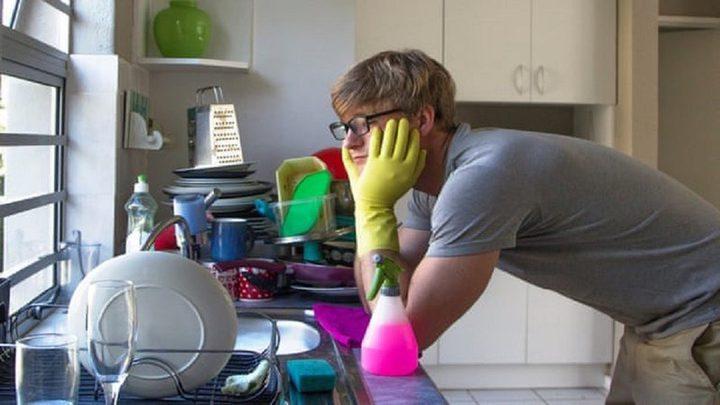 الأعمال المنزلية تحافظ على شباب الدماغ!