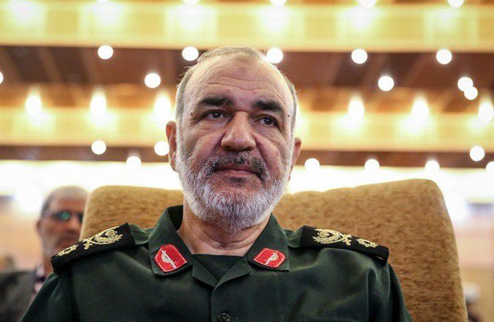 قائد الحرس الثوري الجديد يهدد بتدمير إسرائيل وكسر أمريكا