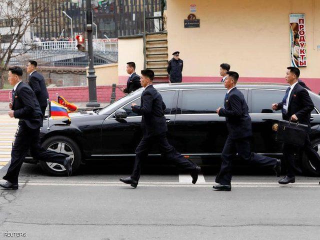 """المواصفات """"الخاصة"""" في سيارة زعيم كيم كوريا الشمالية"""