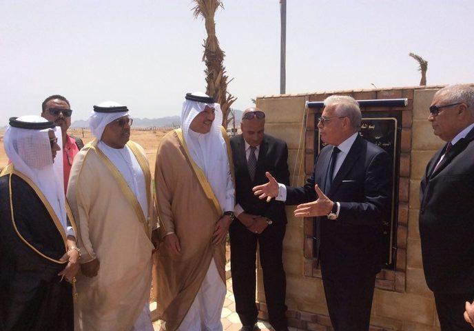 """مصر.. تسمية الطريق الأوسط في شرم الشيخ بـ"""" الملك سلمان"""""""