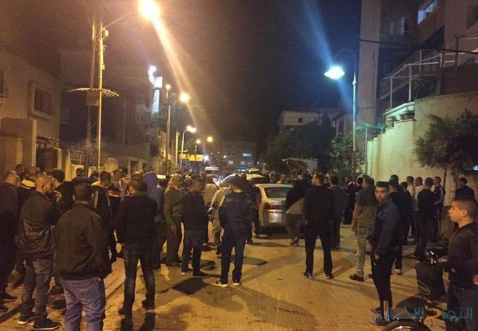 إصابة خمسة مواطنين بينهم ضابطي اسعاف في شجار بصوريف