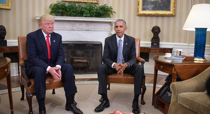 ترامب يعلن انسحاب بلاده من معاهدة تجارة الأسلحة الدولية