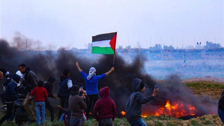 """بدء توافد المواطنين للمشاركة في جمعة """"الوحدة وإنهاء الإنقسام"""""""