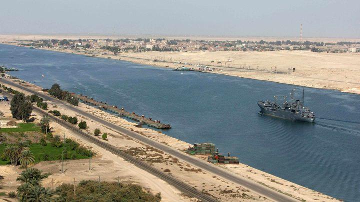 كيف يتم احتساب رسوم عبور السفن في قناة السويس؟