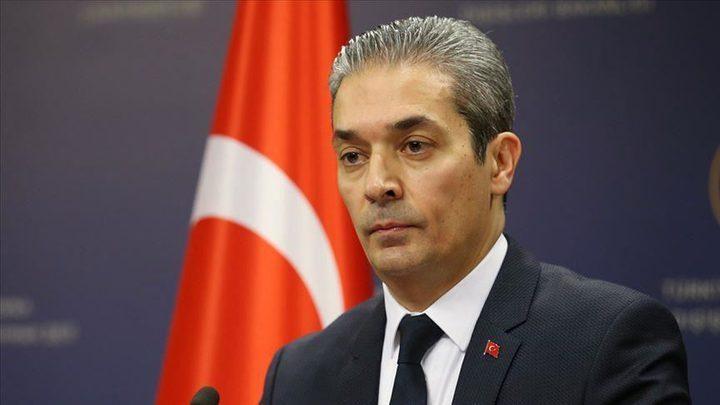 تركيا: إملاءات واشنطن لن توصلها إلى نتيجة