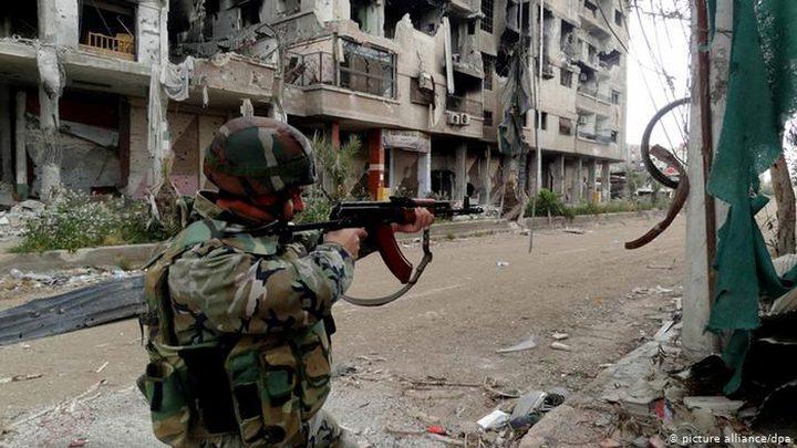 تنظيم القاعدة تشن هجوما عنيفا على الجيش السوري جنوب حلب