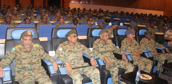 انتهاء أولى جلسات المجلس العسكري والمعارضة في السودان