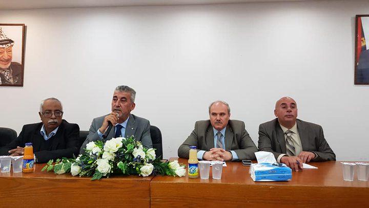 وزير الحكم المحلي يطلع على واقع واحتياجات محافظة جنين
