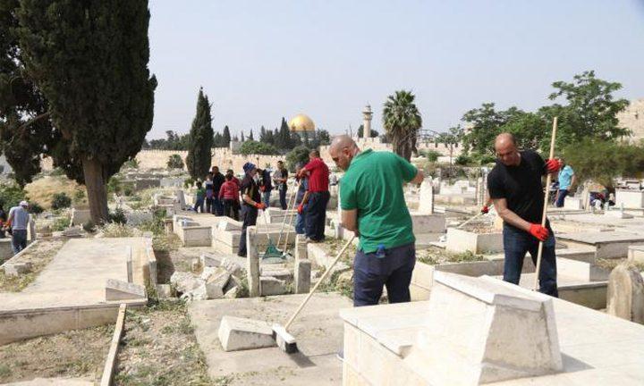 """آلاف المتطوعين من الداخل يشاركون في معسكر """"القدس اولا"""" العاشر"""